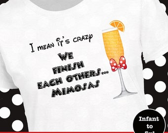 Funny Epcot Food And Wine Shirt, Epcot Food And Wine Shirt, Epcot Food And Wine Festival Shirt, Disney Mimosa Shirt, Disney Mimosa Tank