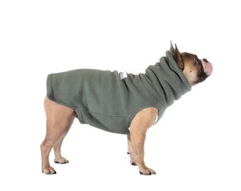 21.  SAGE Polartec 200 dog sweater