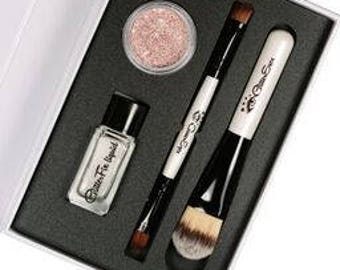 GlitterEyes Kit - Bare'ly There