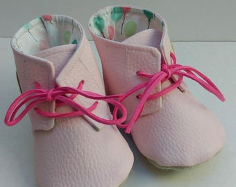 """Slippers shoes girl """"Balloons"""""""