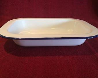 Bumper Harvest Enamel Bowl 14cm