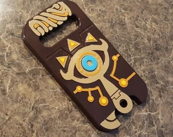 Zelda Breath of the Wild Inspired Cosplay Prop Replica - Sheikah Slate FULL SIZED