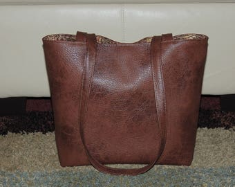 Custom Made Tote Bag (SOLD)