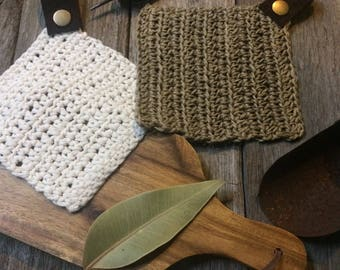 Eco Friendly Reusable Wash Cloths