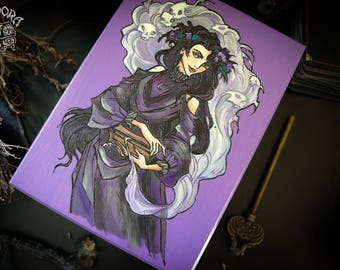 Altar \ Tarot wooden box - Pandora