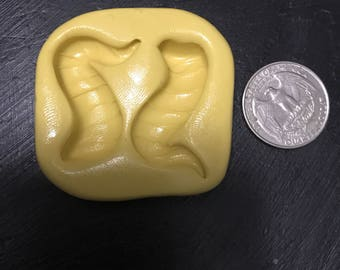 Malificent Horn Mold