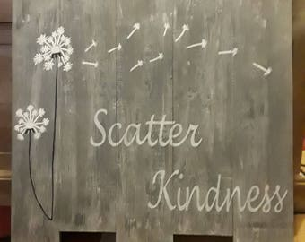 Scatter Kindness Etsy