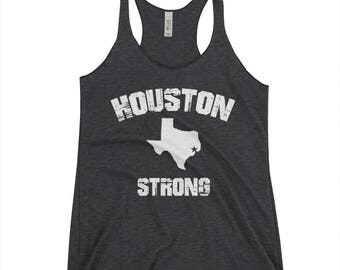 Houston Strong - Womens Tank
