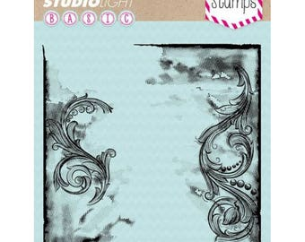 Clear stamps - Stamp Set to ride - Clear stamps - stamp Arabesque