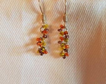 Autumn Themed Earrings