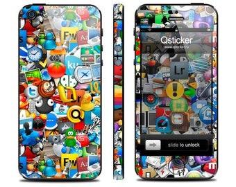 Clipart Brands iPhone 5s, Brands skin iPhone 5s, iPhone SE skin, iPhone SE decal, decal iPhone se, iPhone se skin, 3M vinyl
