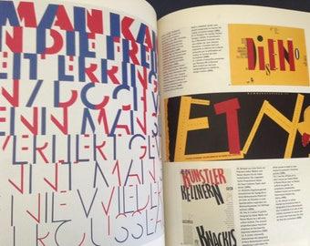 EYE Graphic Arts magazine No 2 Vol 1 1991 ALAN FLETCHER, Fortune Magazine, Jake Tilson, Jan van Toorn, Typography Germany '90 rare 2nd issue