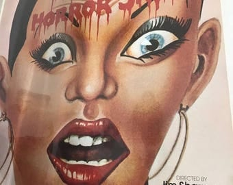 Rocky Horror Picture Show - Rare Poster - Tim Curry