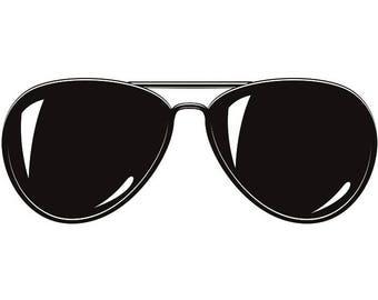 sunglasses silhouette clip art