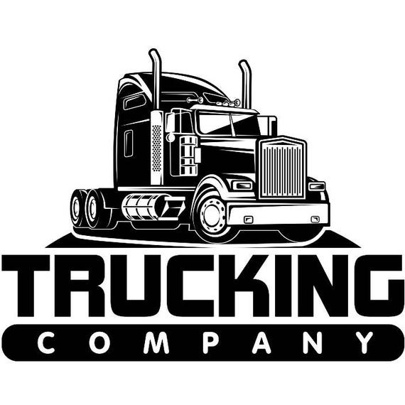 Trucking Logo #2 Truck Driver Trucker Big Rigg 18 Wheeler ...