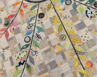Dream Weaver quilt pattern designed by Michelle Mckillop for Jen Kingwell Designs