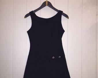 Vintage 60's styled mini dress