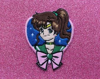 Sailor Jupiter Patch