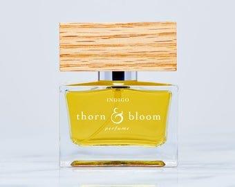 INDIGO natural perfume