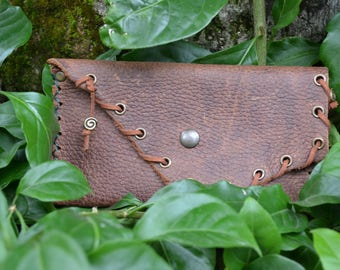 Leather Wallet (Pouch)