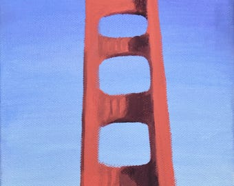 Golden Gate, Limited Edition Print