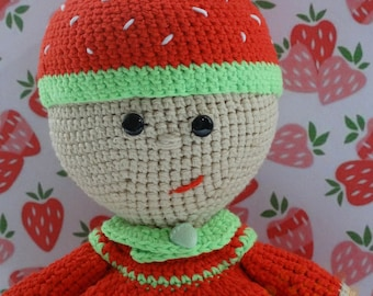Dolls I - I amigurumi fruit scented