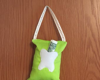 Small Hanging Tooth Fairy Pillow