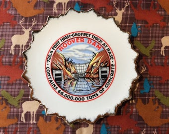 Hoover Dam Collector Plate