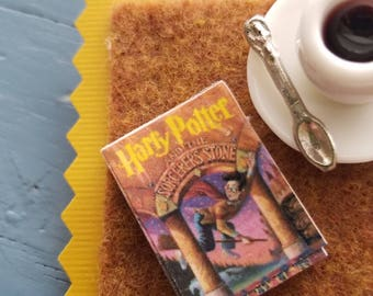 Harry Potter and the Sorcerer's Stone Book Brooch