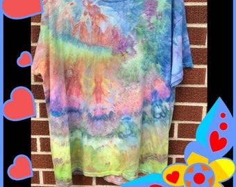 Tie Dye T-Shirt (XL)