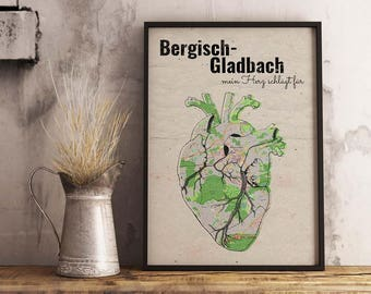 Bergisch Gladbach - my favourite city