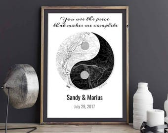 You make me complete! -A4/A3-print-personalizable