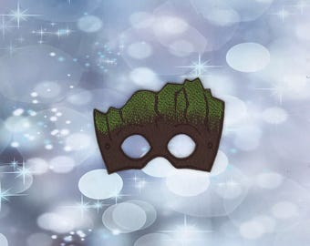 Baby groot Dress Up Mask, Pretend Play, Costume, Cosplay, Party Favor - Ready to Ship