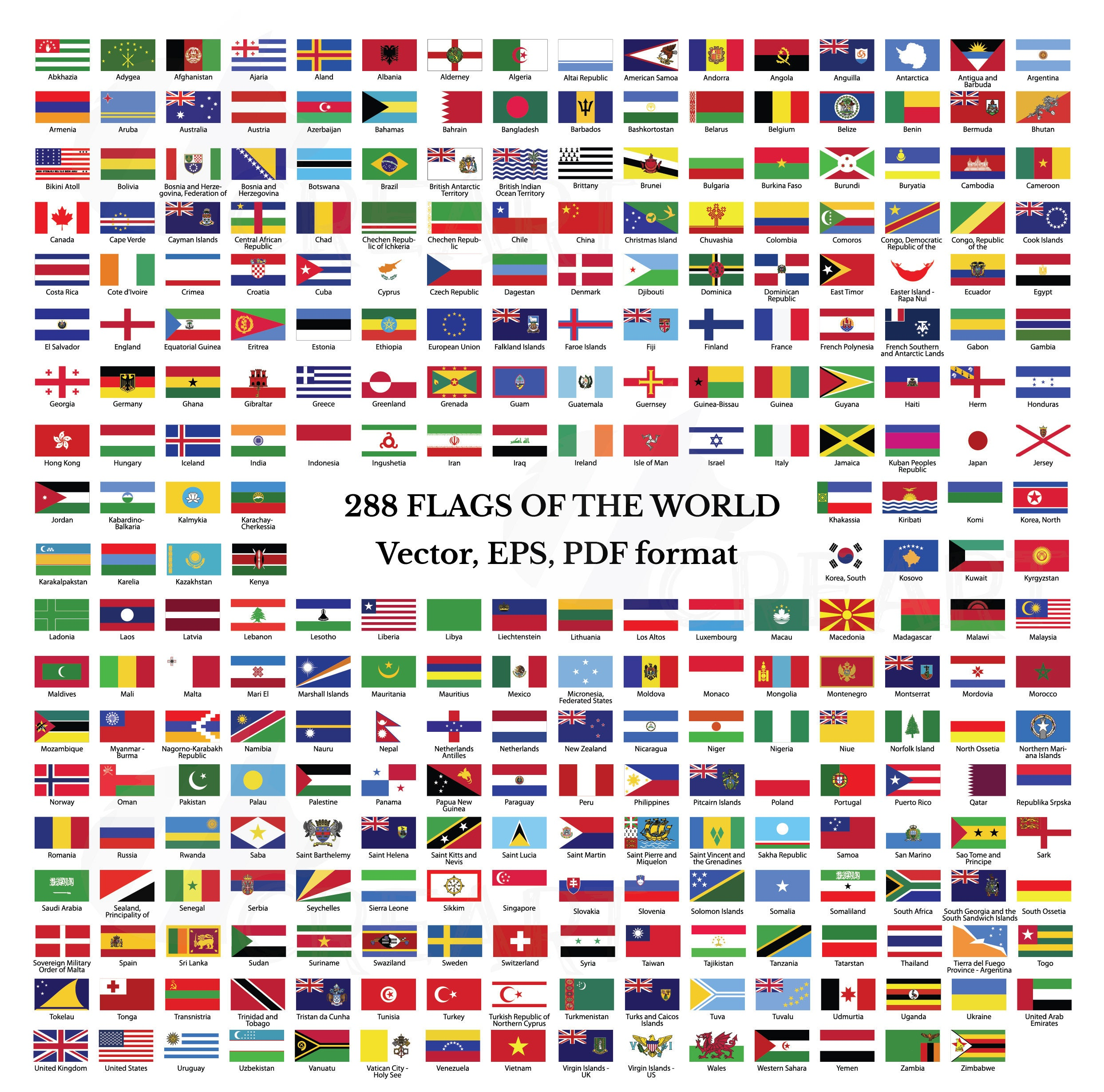 It's just a picture of Comprehensive Flags of the World Printable Pdf