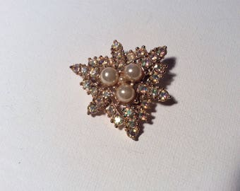 Very Sparkly Brooch