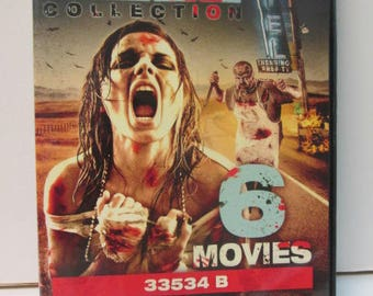Highway to hell collection. 6 movies on dvd