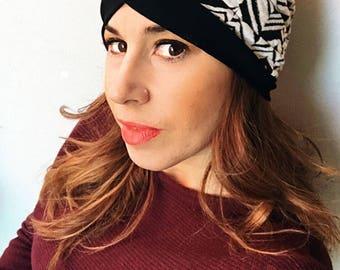 turban headband jersey