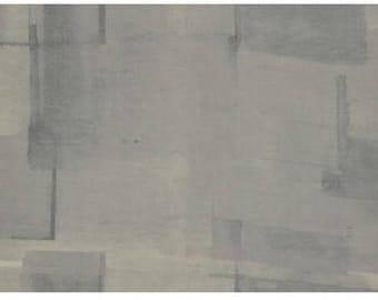 Wildflower metallic - nani IRO textile - Japanese linen fabric