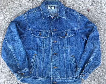 Vintage Men's Lee Jean Jacket