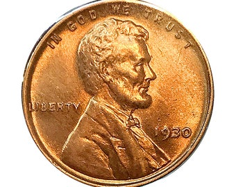 1930 P Lincoln Wheat Cent - Gem BU / MS RD / Unc