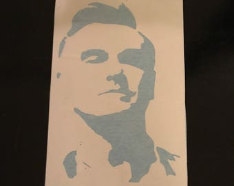 Morrissey Decal