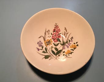 Rare - English Garden by Ridgway Vegetable Bowl
