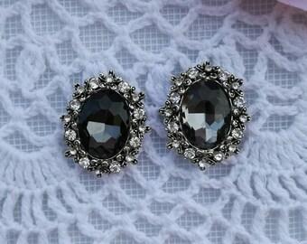 2 pcs diamond crystal