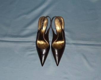 Authentic vintage Dolce&Gabbana shoes! Genuine leather!