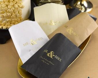 Golden Elegance Treat Bag