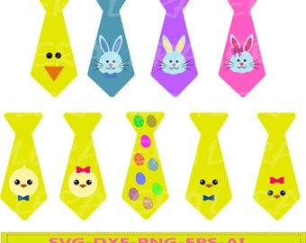 60 % OFF, Easter Tie Set SVG, Easter svg, Tie svg, Easter Tie svg, Holiday  svg, png, eps, dxf, Instant download  vector files