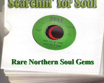 Searchin' for Soul Vol.8 - Rare Northern Soul Gems