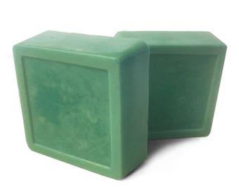 Natural Vegan Handmade Summer Hydrangea glycerin soap 4 oz, guest or gift soap