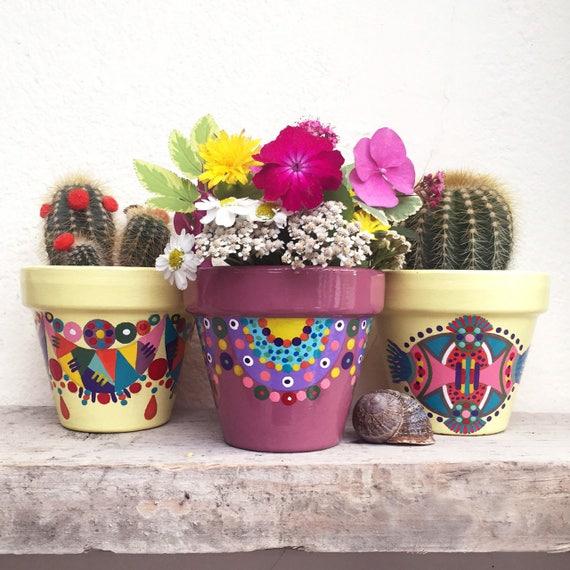 pot de fleurs pour petites plantes. Black Bedroom Furniture Sets. Home Design Ideas