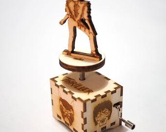 Music Box - Michael Jackson - Thriller